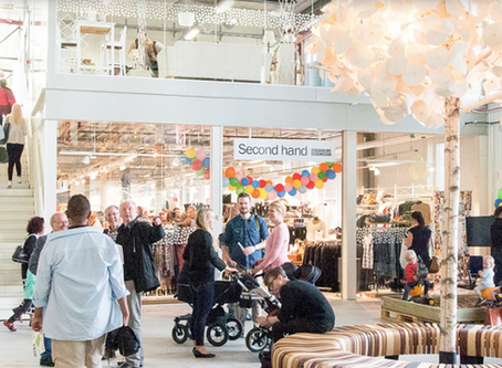 The World's First Mall for Recycled and Upcycled Goods