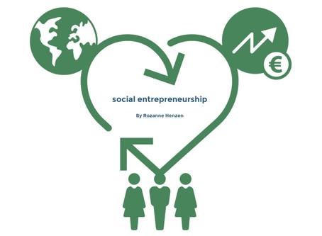 Thoughts: Social Entrepreneurship vs. Sustainability