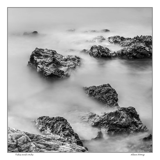 Tides and rocks