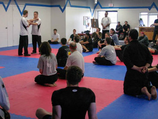 Rochester Judo teaching at 17th Annual Renaissance Martial Arts Festival