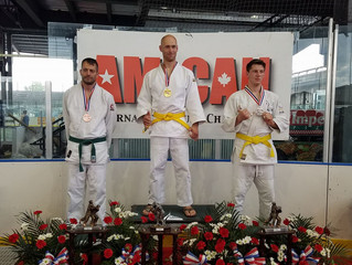 Observations from the 45th Annual American-Canadian International Judo challenge