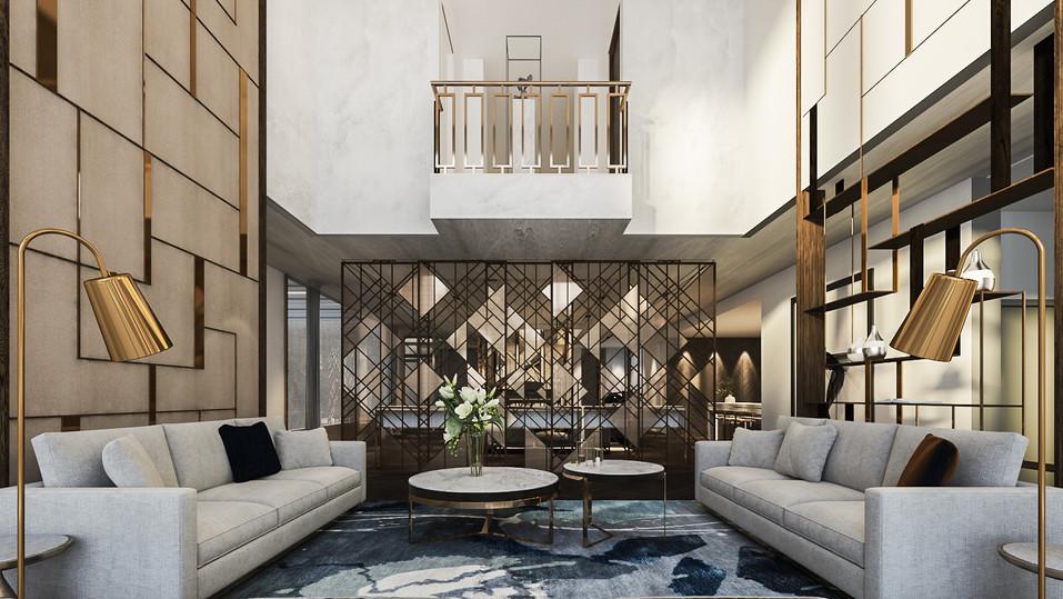 Alfred Street Interior Design