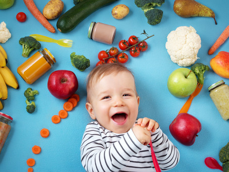 First Food Ideas for Babies