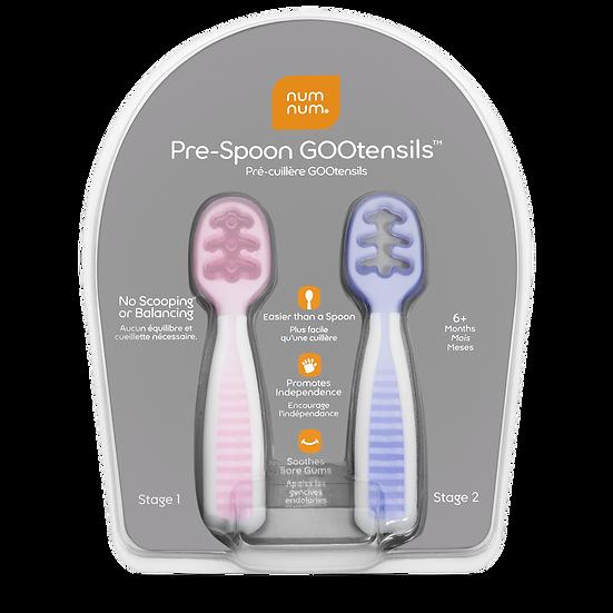 Pre-spoon GOOtensils