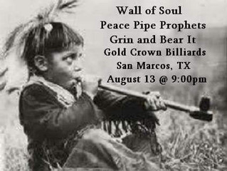 Wall of Soul @ Gold Crown Billiards - San Marcos
