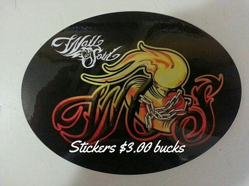 WOS Sticker
