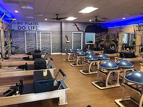 Pilates Interior
