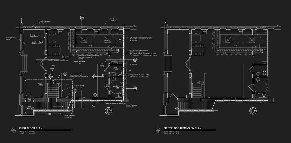 Charleston Restaurants Architects