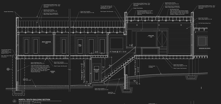 1206 Easet Ashley Inverse BW Floor Plans