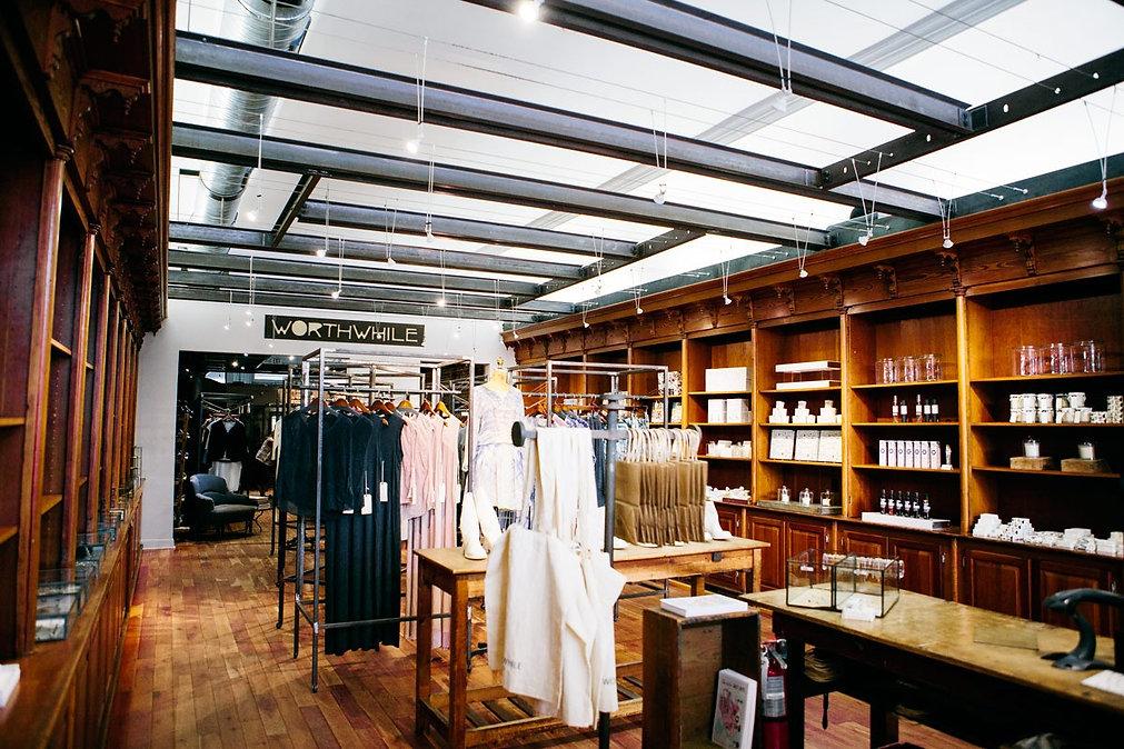 Charleston Architect - Retail