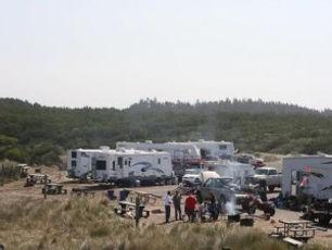 UTV Takeover - Camping - Horsfall Beach
