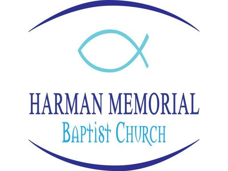 Logo - Harman Memorial Baptist Church.jp