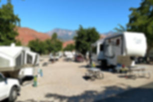UTV Takeover - Camping - St. George KOA.