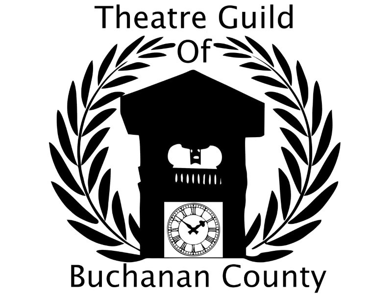 Logo - Theatre Guild Of Buchanan County.