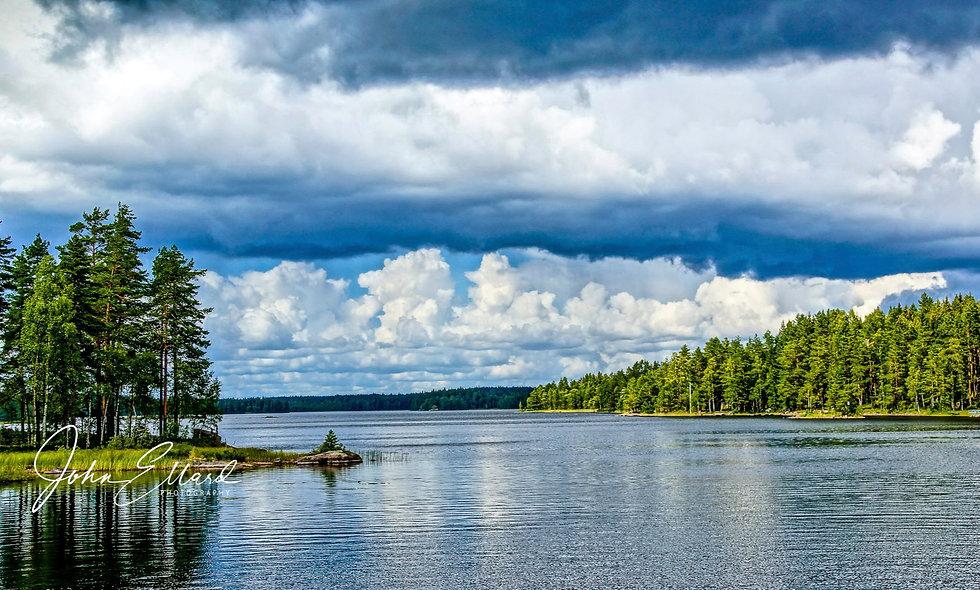 Lake Ungen, Sweden