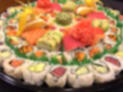 Kosher Catering Party Trays - Sushi in Teaneck, NJ