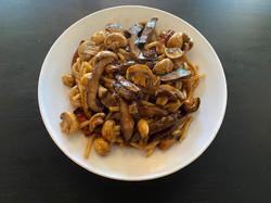 Wild Mushroom Udon