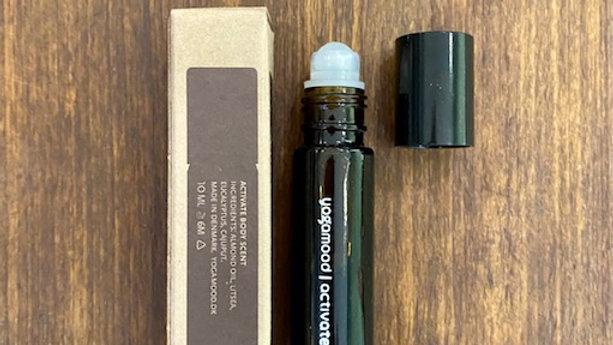 Yogamood Activate Roll-on aromathérapie