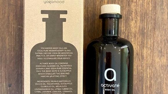 Yogamood Activate huile pour le corps aromathérapie