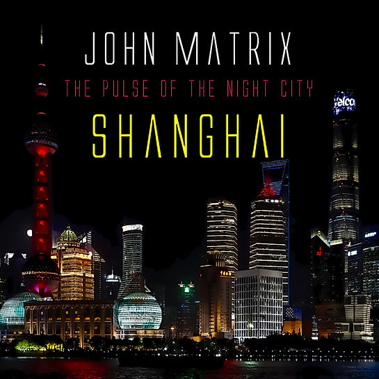 John Matrix - The Pulse of the Night Cit