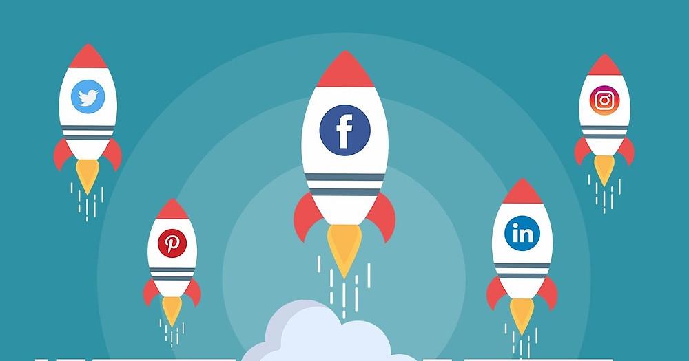 Boosting Through Social Media
