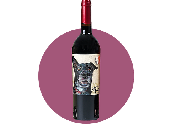 Dog Smile Wine Мерло напівсухе
