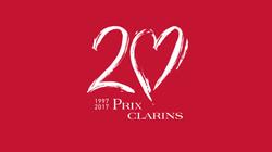 Le prix Clarins