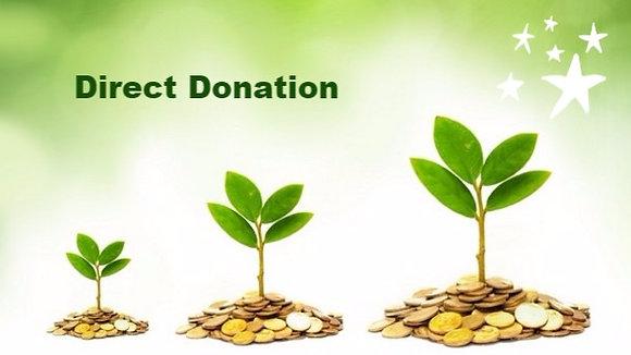 $75 Direct Donation