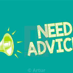 Need some help or advice?