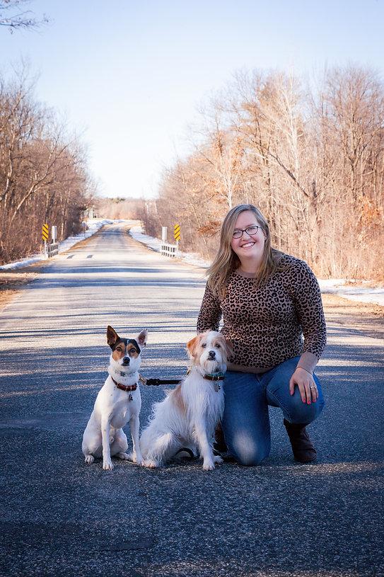 Dog Training Cedar Rapids, Laura Ann King, Zuko, Korra Therapy Dog, Iowa