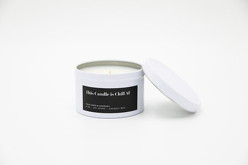 This Candle is Chill AF - Lavender Blossom, Rosemary