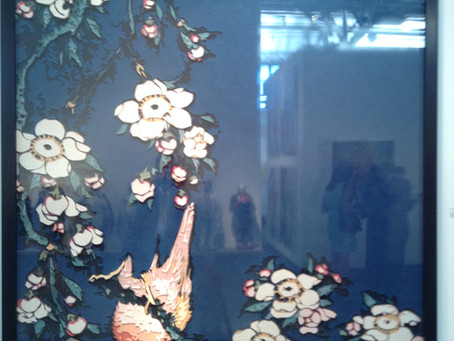 Review of Art Market San Francisco 2015 (part 1)