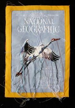 1346397882_5903_natl geog feb 1981 (crane),handembroidery on cotton,7.5_x10_.jpe