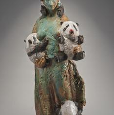 'Totem' - Wanxin Zhang at Catharine Clark Gallery