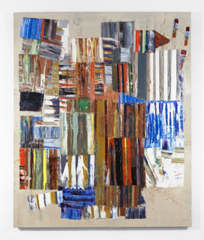 'Traces of Places' - Mike Henderson at Haines Gallery