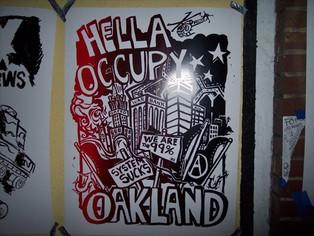 Report from the Oakland Art Murmur, Sept. 2012