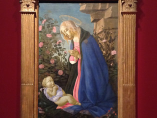 Surprises @ Botticelli to Braque - Masterpieces from Scottland's Museums