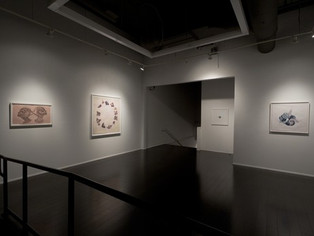 Aubrey Learner's unsettling show at Eli Ridgway Gallery
