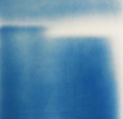 Jennah Ward's Cyanotypes at George Lawson Gallery