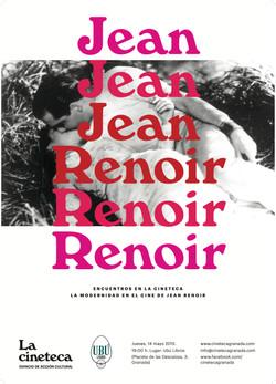 La modernidad en el cine de Renoir