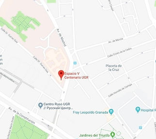 Espacio V Centenario UGR - Google Maps.j