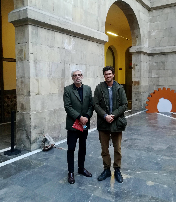 Pedro Costa y Raúl M. Osorio