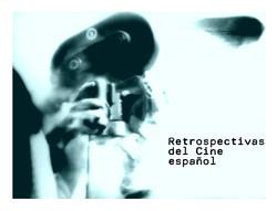 Curso Retrospectivas de cine español
