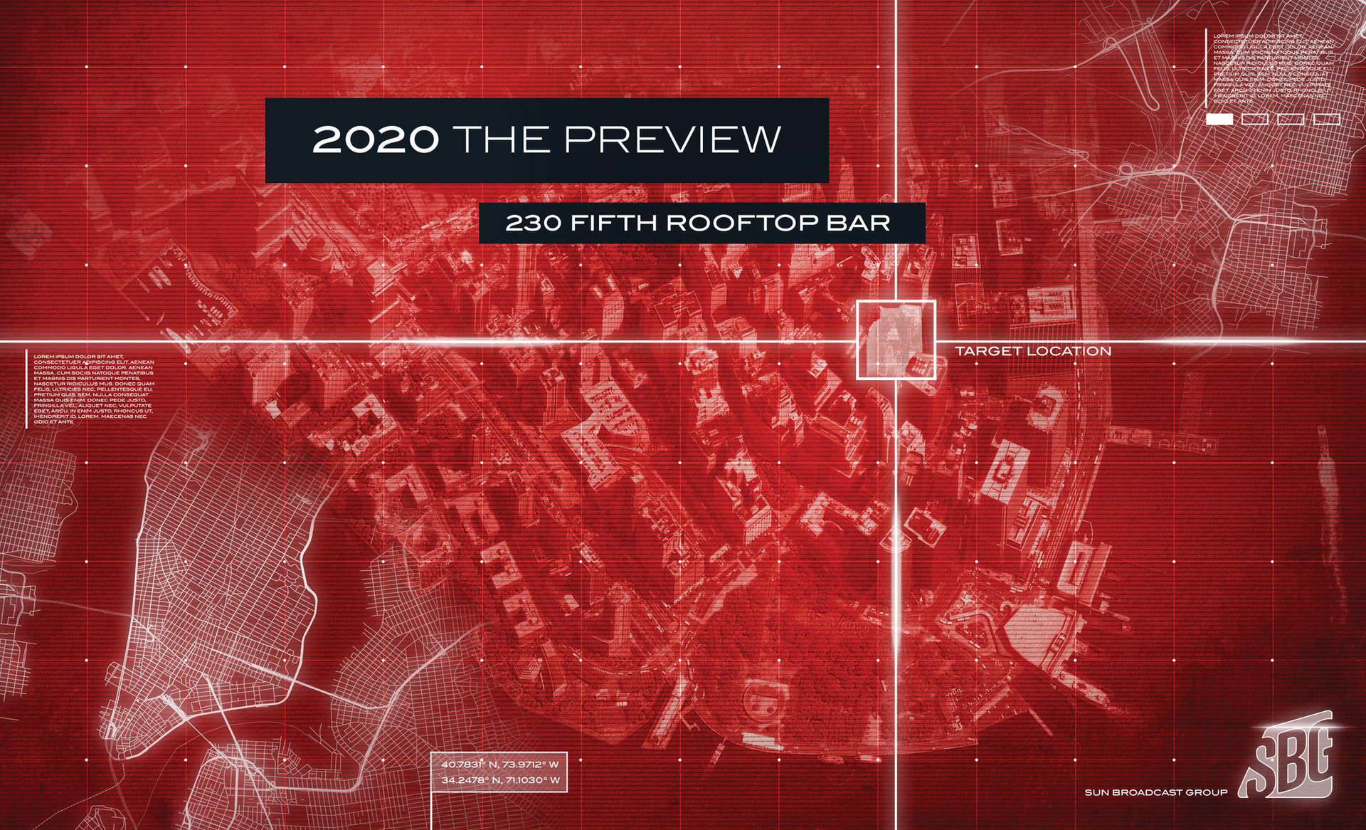 2020 The Preview - Location