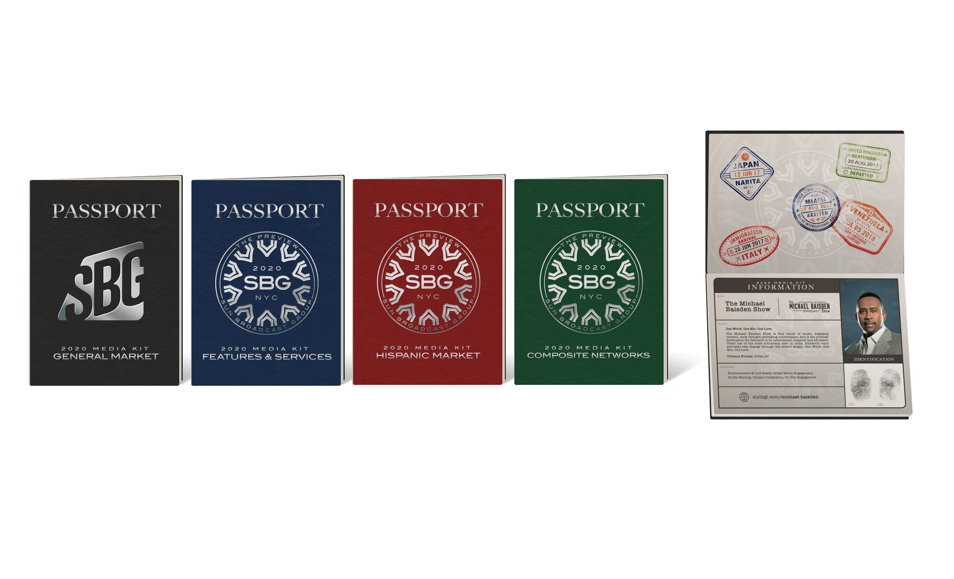 2020 The Preview - Passports with Show Talents