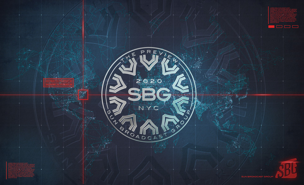 2020 The Preview - Logo V.2