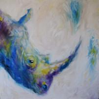 76cmx76cm Acrylic paint