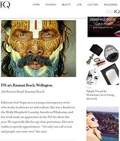 FJS-art wellington NZ artist