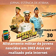 BRASIL alistamento militarprazo ate30dejunho12022021