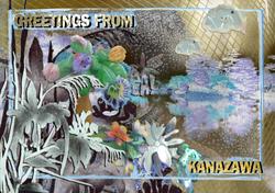 GREETINGS FROM KanazawaFRONT3